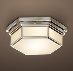 | Copy Cat Chic | chic for cheap: Ralph Lauren Home Berling Ceiling Fixture