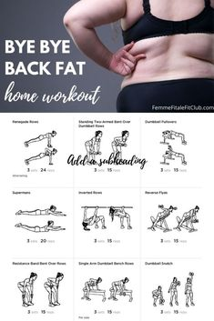 Top 6 Sure Ways To Tone Your Back For Good