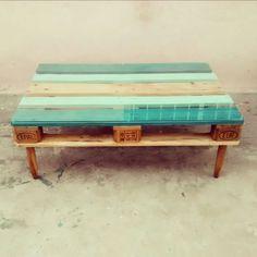 Mesa ratona de Palet | MercadoLimbo.com