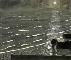 """I so love everything by Gary Bunt, I'd hang his art on every wall. """"Solace"""" by Gary Bunt. English, born in 1957."""
