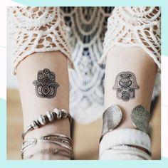 10 tatuajes ideales para relajar tu mente