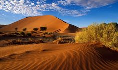 Sossusvlei Dunes - Namibia Desert * At feet, the Dunes of the Namib Desert are some of the highest in the world Lonely Planet, Destinations, Safari Holidays, Desert Photography, Namib Desert, Fun Deserts, Out Of Africa, Trip Planning, Monument Valley