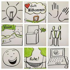 Think-Right.de. - Workshop: Visualisieren leicht gemacht