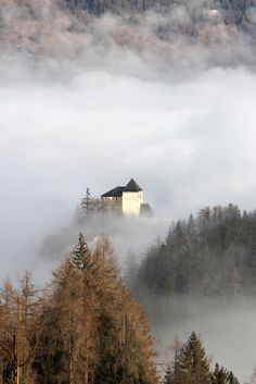 Reifenstein Castle - Tyrol, Italy - Owned by the German princely house of Thurn und Taxis.