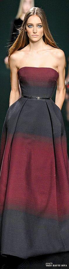 #Paris Fashion Week Elie Saab Fall/Winter 2014 RTW