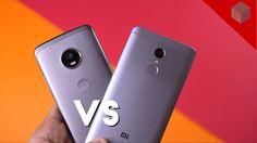 Moto G5 Plus VS Xiaomi Redmi Note 4 Camera Test https://youtu.be/-9aFYg1hrg4