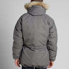 The Everest Parka is synonymous with Nigel Cabourn design and continues to feature as a classic and iconic piece each winter. Driven by the inspirational stories of real people, the design is inspired by Sir Edmund Hillary's expedition to the summit of Everest and the clothes he and his team wore on their journey. This highly desirable piece of outerwear is designed and manufactured to the highest quality to withstand temperatures of minus 40. A key piece to the collection, the Parka is…