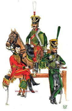 Granducato di Baden - Hussars