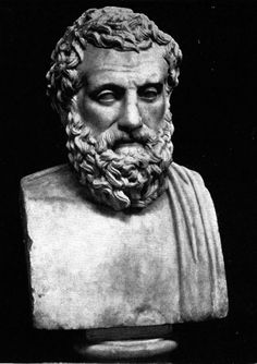 """Sophocles - """"Σοφοκλῆς"""" (Sophoklēs; c.497/6BC-406/5BC), was an Ancient Greek tragedian. His first plays were written later than those of Aeschylus, and earlier than or contemporary with those of Euripides. Among the plays he wrote, only have survived   complete, Ajax, Antigone, The Women of Trachis, Oedipus the King, Electra, Philoctetes and Oedipus at Colonus. He was the most-fêted playwright in the dramatic competitions of the city-state of Athens that took place during the religious…"""