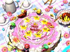 Mario Party.