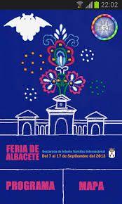 Feria De Albacete 2013 Programme Cover