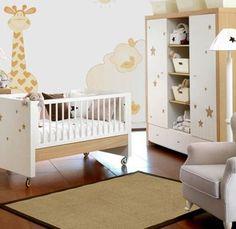 ¡Mira colo decorar el cuarto de tu bebé según el #Feng shui!