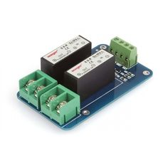 2 Channel SSR 5A DC-DC 5V-220V Solid State Relay For Arduino Mega UNO SSR-GJ series for compact high-power #solid_state_relay, input manage voltage is 3~5VDC, output adopts a unidirectional thyristor reverse parallel, dv/dt resistant capability is high, the output load voltage range of 5~220VDC. Good to meet clients various requirements in distinctive areas. The #5v_relay adopts the photoelectric isolation in between input and output, the medium voltage as much as 4000VDC. Applying epoxy…