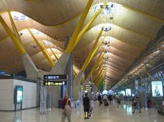madrid barajas airport