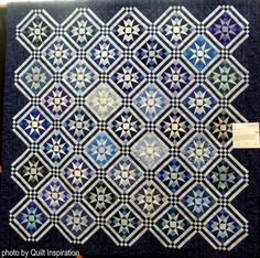 Quilt Inspiration: Diablo Valley Quilters' Guild Show Day 2