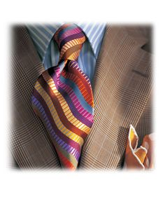 Robert Talbott Ties love the color pop ! Sharp Dressed Man, Well Dressed Men, Tie And Pocket Square, Pocket Squares, Suit And Tie, Gentleman Style, Dress Codes, Mens Suits, Men Dress