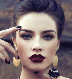 2014 Kış Makyaj Trendleri (Winter makeup trends)