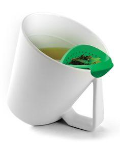 The Tilt Tea Mug...
