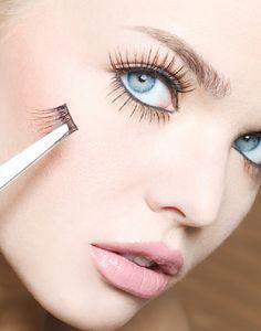 5 Tips For Mastering False Eyelashes Application - My Favorite Things