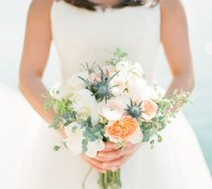 Waterford, Connecticut Wedding by Maggie Conley Photography - Style Me Pretty