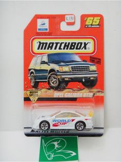 Matchbox Opel Calibra DTM  very nice design awesoome diecast
