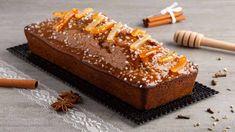 Plumcake al miele e scorzette di arance | Un dessert delicato Stevia, Mousse, Desserts, Cakes, Tailgate Desserts, Deserts, Postres, Dessert, Plated Desserts