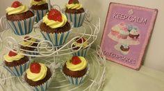 Päivi leipoo: Suklaa-appelsiini cupcaket
