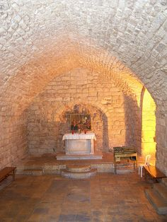 "The ""Synagogue Church"" is believed to be the very place where Jesus delivered his famous sermon, where he declared himself as the Messiah to his Jewish village members..."