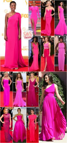 SOS Festa: Vestido rosa (e similares)! - Fashionismo