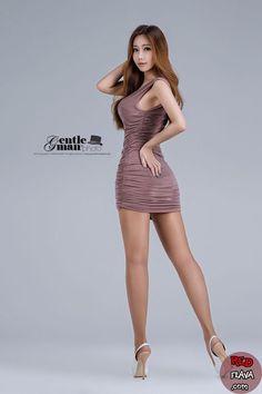 Nam Kung Eun Ae - Stunning New Pics