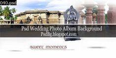 Psd Wedding Photo Album Background Download
