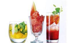 Festlige cool drinks