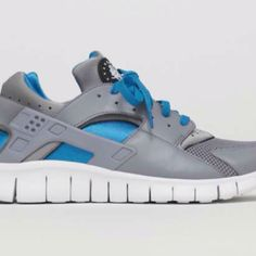 Nike Huarache Free Run shoes. Coming Spring 2012. Leather, mesh, and neoprene. Can't wait!