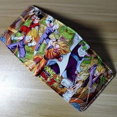 Dc Cartoon Short Wallet Dragon Ball Thor Saw Inside Out Chucky Thundercats Purse