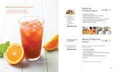 #Kuvings Whole Slow #Juicer #Juice #Recipe : #Mezcla de Fantasía Tropical…