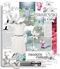 """""""More Than a Feeling with Swarovski: Love"""" by stylejournals on Polyvore"""