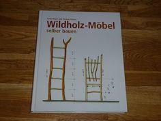 informatief Duits boek over rondhout meubels maken