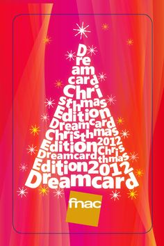 Fnac Contest_Christmast Card 2012