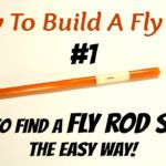 fly rod spine