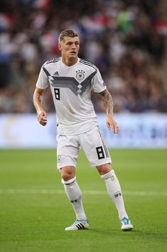 Toni Kroos of Germany during the UEFA Nations League A group one. Toni Kroos, Sports Celebrities, Light Of My Life, Physical Activities, Neymar, Football Players, Paris France, Competition, Germany