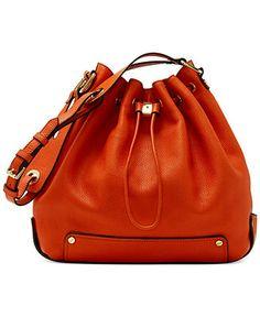Vince Camuto Jill Drawstring Bag - Vince Camuto - Handbags & Accessories - Macy's