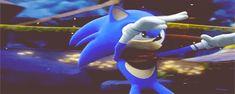 *Claps* Go Sonic! Go Sonic!
