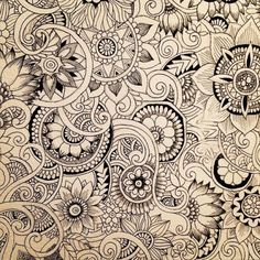 Day 7. Just a small part of my wall painting. After tapping wall I can see some progress and complexity. #zenart #zendoodle #zentangle #art #dots #doodle #drawings #ink #instart #instagood #instadoodle #creative #botanical #flower #swag #design #ゼンタングル #tokyo #tribal #maori #wallpainting #japan #japanese #artist