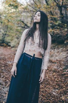 Lyra dent'elle top #romantic #lace #boho