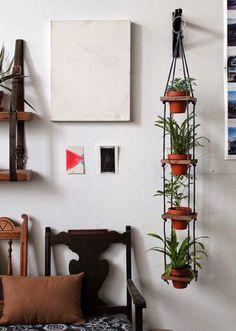 La Petite Anne: 15 x závěsné květináče, protože jaro je za bukem