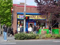 I Shoulda been born Mexican - that said, Mama's Mexican Kitchen in Seattle's Downtown neighborhood is one of the best places to find culture, great food and great prices! Can you say YUMMY!