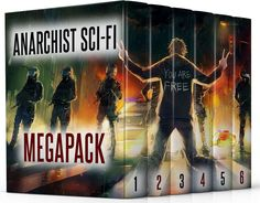 #AnarchistSciFi MegaPack #Giveaway