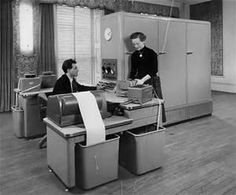 man and woman working at a Ferranti Pegasus computer . This computer . Science, Physics, Knowledge, Pegasus, Computers, Woman, Google, Search, Consciousness