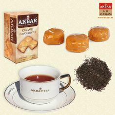 Té negro Akbar Flavoured Caramel