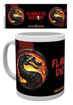 🌟NEW : Mug Mortal Kombat ➡ http://ow.ly/q6As303siWT ✔ en stock / expédié en 24h / 11.90€ / Dispo en 1h sur Paris  Mug collector pour nostalgeek ! Histoire de bien attaquer la journée... #geek #mortalkombat